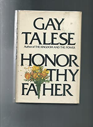 HONOR THY FATHER: Guy Talese