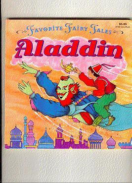 Favorite Fairy Tales ALADDIN: Larkin, Rochelle retold
