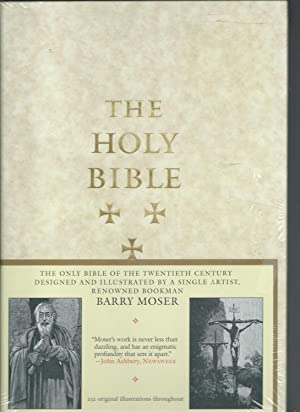 The Holy Bible: King James Version /: Barry Moser illustrator/artist
