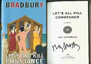 LET'S ALL KILL CONSTANCE: Bradbury, Ray
