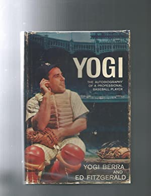 YOGI the autobiography of a professional baseball player