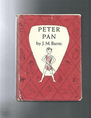 PETER PAN: J M Barrie