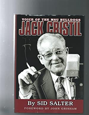 Jack Cristil - The Voice of the MSU Bulldogs Book & CD