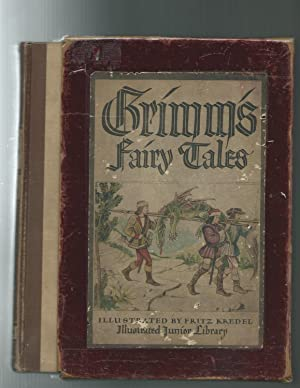 GRIMMS' FAIRY TALES illustrated Junior Library: Brothers Grimm /