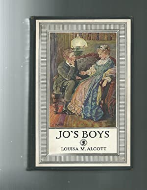 JO'S BOYS and how they turned out: Louisa M Alcott