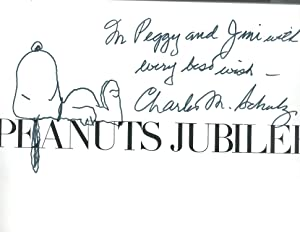 PEANUTS JUBILEE : My Life and Art With Charlie Brown and Others