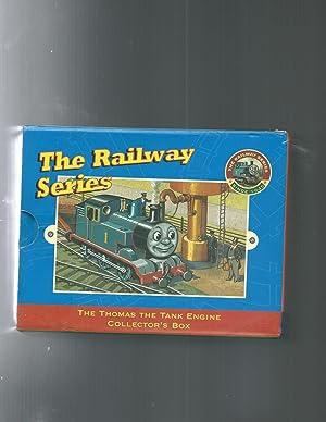 Railway Series Boxed Set (6 Books): Rev. W. Awdry