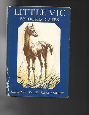 LITTLE VIC: Doris Gates /