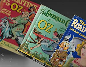 The ROAD TO OZ junior edition- The: L Frank Baum