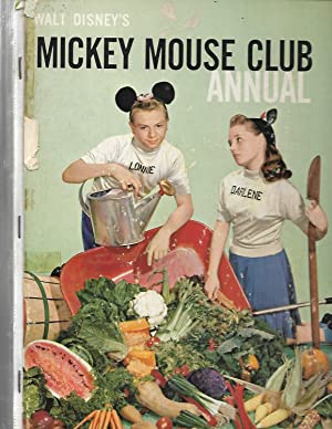MICKEY MOUSE CLUB ANNUAL
