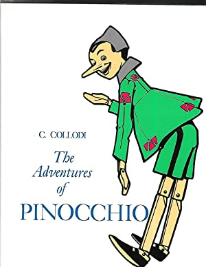 The ADVENTURES OF PINOCCHIO (DELUXE EDITION)