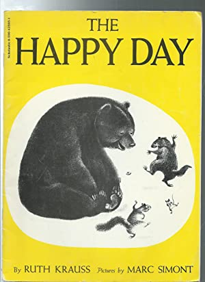 THE HAPPY DAY: Krauss, Ruth /