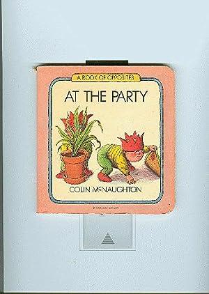 AT THE PARTY: McNaugton, Colin