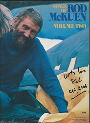 SONGS OF ROD McKUEN volume two