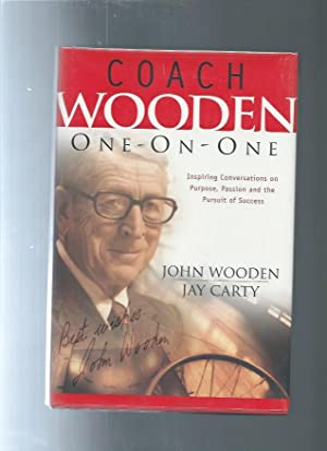 COACH WOODEN ONE - ON - ONE