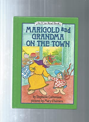 MARIGOLD AND GRANDMA ON THE TOWN (I Can Read Bks.: Level 2 )