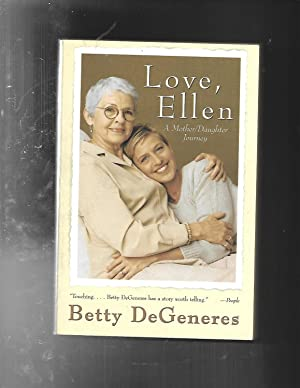 LOVE, ELLEN: A Mother/Daughter Journey