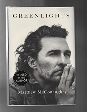 GREENLIGHTS British First Edition with green edging
