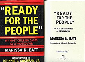 READY FOR THE PEOPLE : my most chilling cases as a prosector