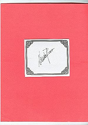 SIGNED BOOKPLATES/AUTOGRAPHS by author NEVADA BARR**: Barr, Nevada