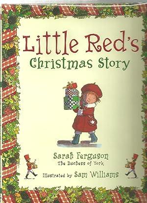 LITTLE RED'S CHRISTMAS STORY: FERGUSON, SARAH THE