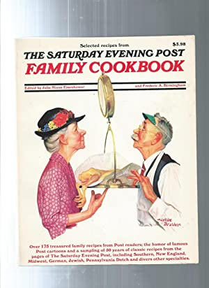Selected Recipes from:THE SATURDAY EVENING POST FAMILY: Eisenhower, Julie Nixon