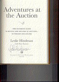 ADVENTURES at the AUCTION : The Ultimate Guide to Buying & Selling at Auction - in Person & Online