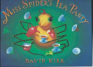 MISS SPIDER'S TEA PARTY