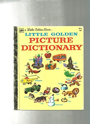 Little Golden Picture Dictionary: Hulick, Nancy Fielding / illust.by Tibor Gergely