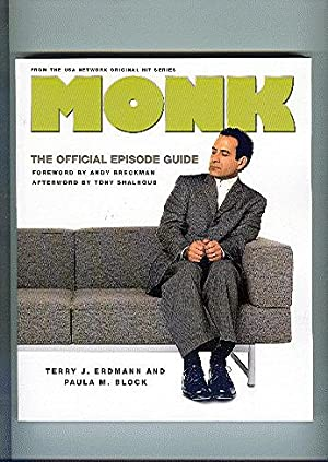 MONK : The Official Episode Guide