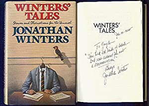 WINTERS' TALES : Stories and Observations for: WINTERS, JONATHAN