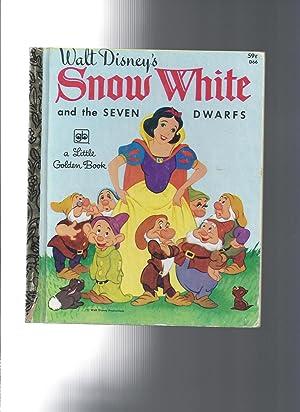 SNOW WHITE and the seven dwarfts: Disney, Walt /