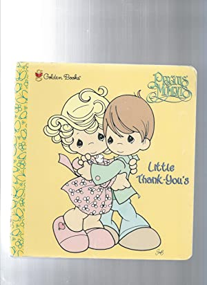 Little Thank-You's: Benjamin, Alan;Precious Moments,