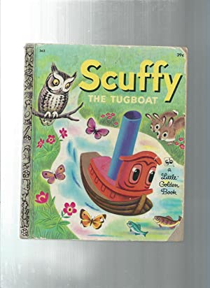 SCUFFY THE TUGBOAT and his adventures down: Crampton, Gertrude /