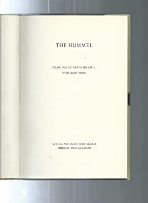 THE HUMMEL: Hummel, Berta drawing by
