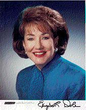 SIGNED BOOKPLATES/AUTOGRAPHS by ELIZABETH DOLE