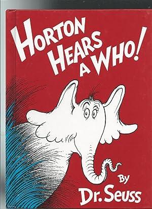 Horton Hears a Who: Seuss, Dr.