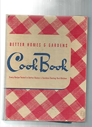 COOK BOOK every recipe tested in better: Better Homes &