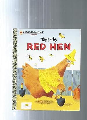 The Little RED HEN a favorite folk: Miller, J P