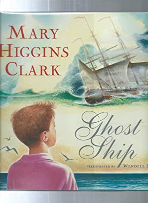 GHOST SHIP : A Cape Cod Story: CLARK, MARY HIGGINS / illust.by Wendell Minor