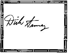 SIGNED BOOKPLATES/AUTOGRAPHS by Rep. DICK ARMEY**