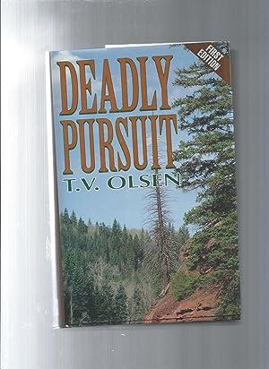 Deadly Pursuit: Five Star Westerns: Olsen, Theodore V.