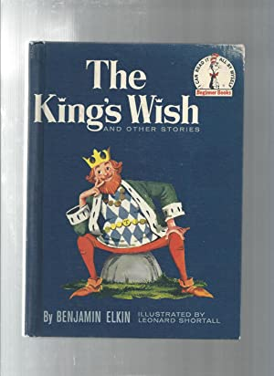 THE KING'S WISH: Dr Seuss