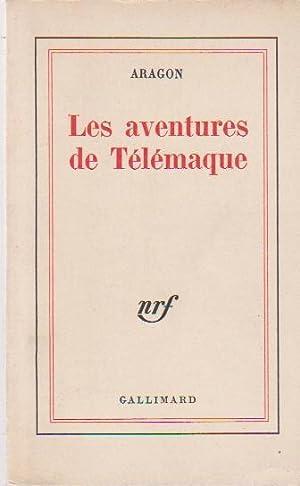 Les aventures de Télémaque,: ARAGON Louis,