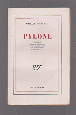 Pylône,: FAULKNER William