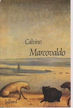 Marcovaldo ou les saisons en ville,: CALVINO Italo,