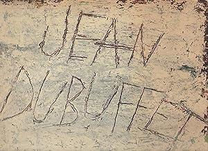 Les dessins de Jean Dubuffet,: CORDIER Daniel,