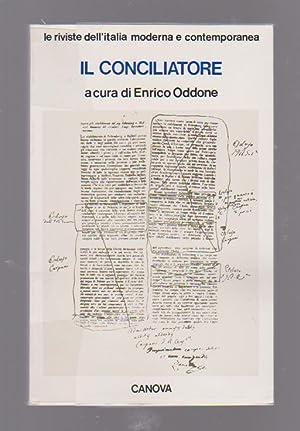 Le riviste dell'Italia moderna e contemporanea: Il: ODDONE Enrico (a