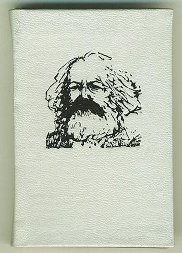 Porträts - Illustrationen - Plastiken. Eine Auswahl: Marx, Karl.