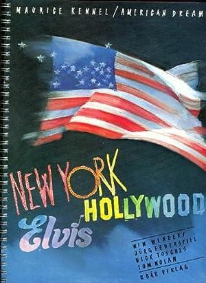 American Dreams. Eine Bildreportage. Textbeiträge von Wim: Kennel, Maurice.